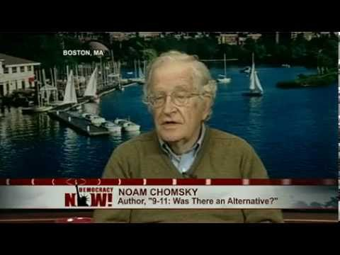 Noam Chomsky on US Economic Crisis: Joblessness, Excessive Military Spending and Healthcare