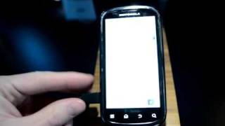 Motorola CLIQ2 for T-Mobile Hands On