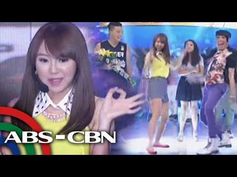 'gwiyomi' Singer Dances 'whoops Kiri' With Vice Ganda video