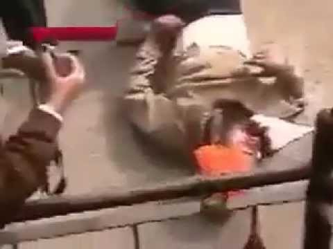 RAW: Indian Police Kill Sikh Protestor in Jammu, Kashmir 06-04-2015