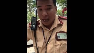 CSGT Cát Lái - Bằng Lái Quốc Tế Không Được Sử Dụng Ở Việt Nam , Hóng Đại Sứ Quán Đức Phản Hồi