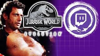 Streams, Uhh, Find a Way (Jurassic World Evolution) | Casual Friday | Stream Four Star