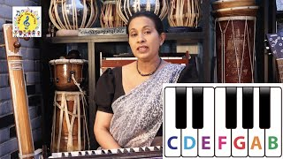 9. Learn How to Play Keyboard (BEGINNER) | Ma Baala Kaale Song