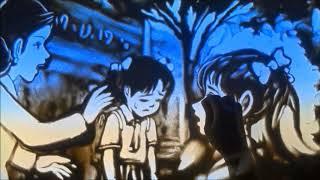 Chống xâm hại tình dục trẻ em - Họa sĩ tranh cát Lê Phong Giao Sand Art
