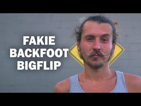 Fakie Backfoot Bigflip: Eric Kopecky    ShortSided