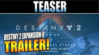 Destiny 2 News   SUROS REGIME RETURNS! TEASER TRAILER for DLC2 Warmind & Tractor Cannon Exotic Buff!