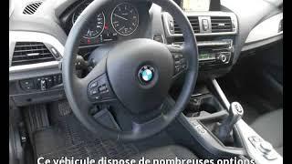 Bmw serie 1 occasion visible à Castres présentée par Peugeot garage maurel castres