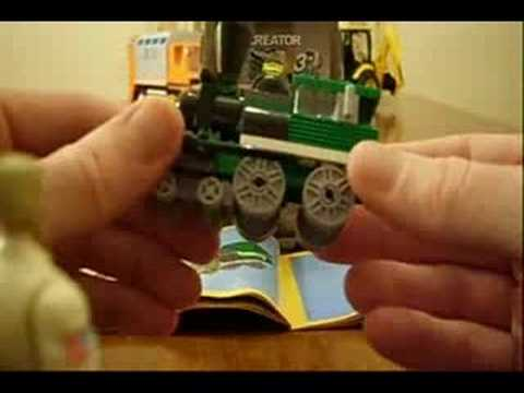 Lego Steam Train Set Lego Train Sets