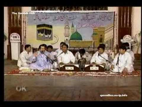 Rahat Fateh Ali Khan - Akhiyan Udeek Diyan Part 1 video