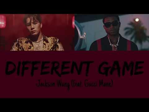 Jackson Wang - Different Game (feat. Gucci Mane) Lyrics