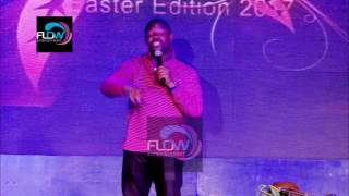 COMEDIAN OKEY BAKASSI MOMENTS AT WARRI AGAIN