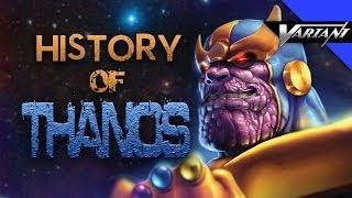 History Of Thanos