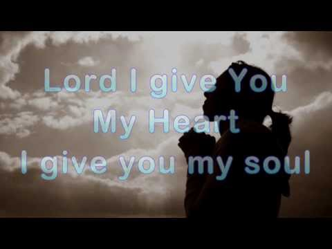 Michael W Smith - I Give You My Heart