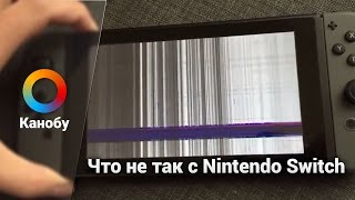 Что не так с Nintendo Switch