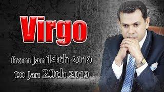 Virgo Weekly Horoscope from Monday 14th to Sunday 20th January 2019