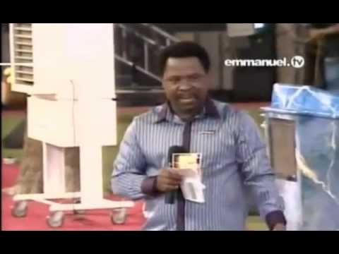 Your Begining And Your End Tb Joshua video