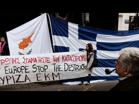 The Crisis in Cyprus (Agenda)