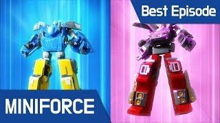 Miniforce Best Episode 9