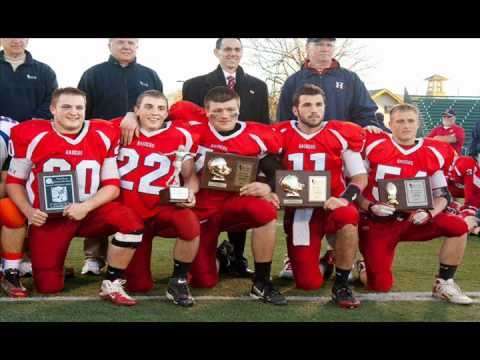 Hornell Red Raider Football wins 3rd Sectional Title