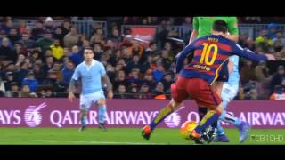Lionel Messi - The God of Football   Goals and Skills 2015/2016   HD