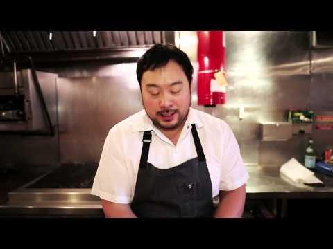 Lucky Peach Presents: David Chang Cooking Ramen Fried Chicken