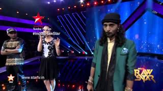 Shraddha Kapoor sings on India's Raw Star stage!