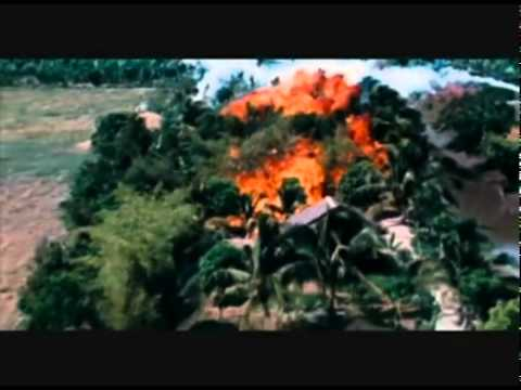 Simon and Garfunkel - The Sound Of Silence (bombing run)/The Vietnam War