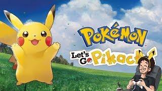 🔴 POKEMON LET'S GO PIKACHU : Enfin sorti ! Go Pikachu !!!
