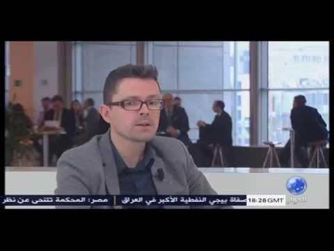 """لقاء في أوروبا مع الدكتور """"سيبستيان بوسوا"""" الباحث في شؤون الشرق الأوسط"""