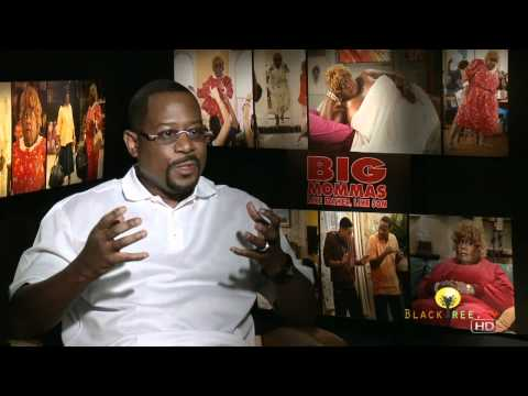 Martin Lawrence Talks 'posing Nude' And Men In Dresses - Big Momma's House 3 video