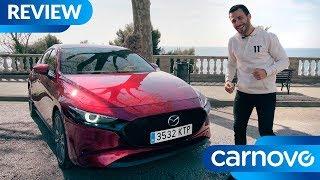 Mazda3 2019 / Mazda 3 - Compacto / Review / Prueba / Test en español | Carnovo