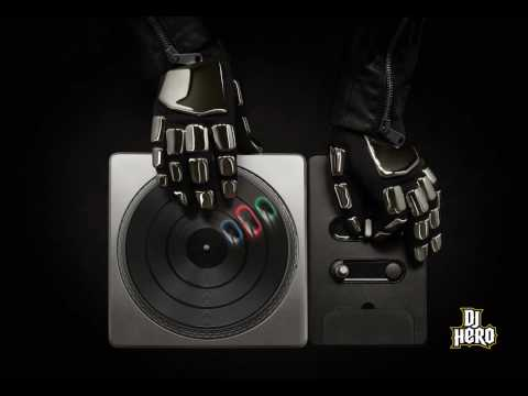 Dj Hero: The Killers Somebody Told me vs Eric Prydz Pjanoo - HD - Lyrics