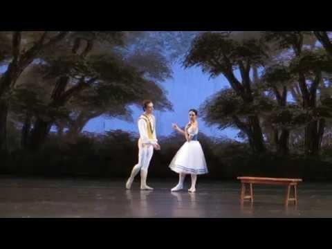 Diana Vishneva - Sergei Polunin   - Giselle (1)