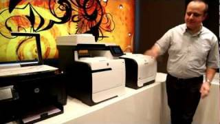 HP LaserJet PRO M375, LaserJet Pro M475 - Printers Review