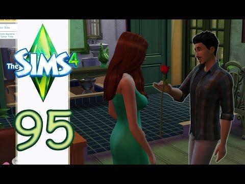 ذي سمز 4 - الحلقة 95 - ديت مع جازمن (The Sims 4)