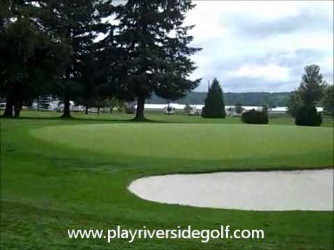 RIVERSIDE GOLF COURSE & RV PARK Chehalis Washington