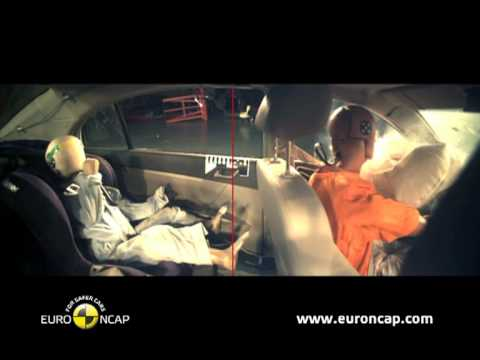 Euro NCAP | Geely Emgrand EC7 | 2011 | Краш-тест
