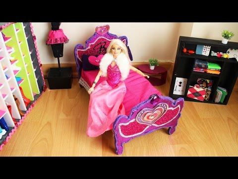 C�mo hacer una cama inspirada por Barbie