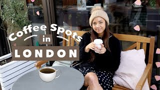 My Favourite Coffee Spots in London ? | The London Guide