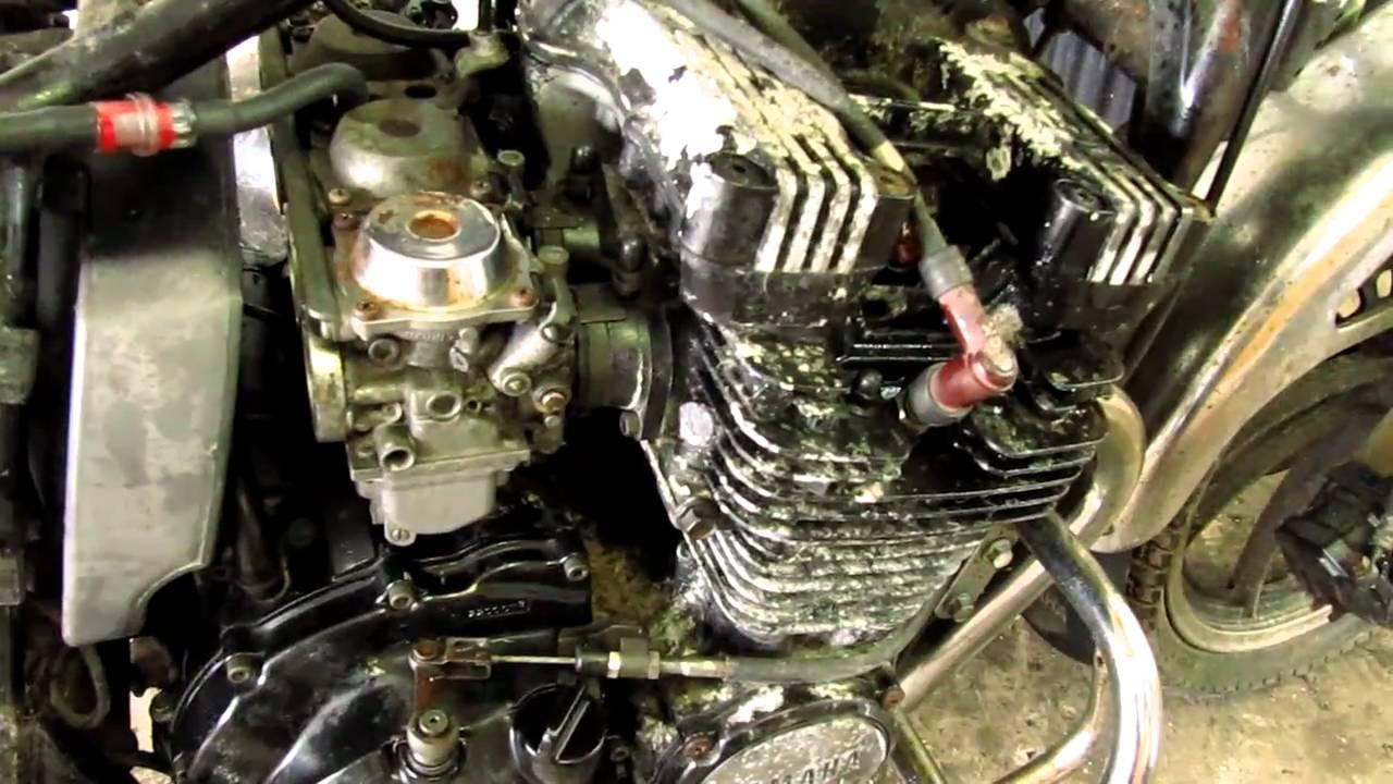 Yamaha Xj Head Gasket Replacement