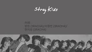 Stray Kids 어린 날개 Spread My Wings 中字