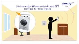 ADT 700 Procedura DRC