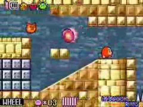 Kirby and the Amazing Mirror: Radish Ruins Speed Run