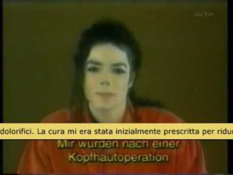Michael Jackson   - Statement 1993 (italiano sottotitoli) Music Videos