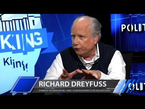 Richard Dreyfuss Joins Larry King on PoliticKING | Larry King Now | Ora.TV