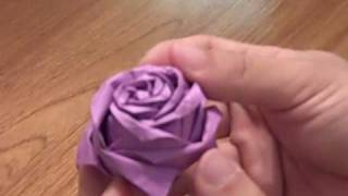 Duke Origami- Kawasaki Rose- Yet Another Design (part 7)