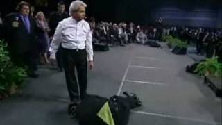 Benny Hinn - Breaking A Curse by the Holy Spirit