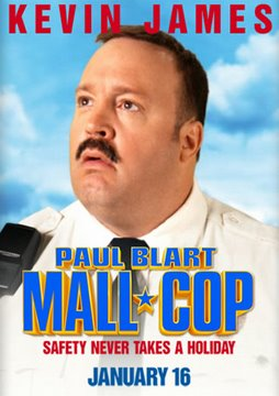 Mall Cop Tops the Box Office -- Find Out Why?