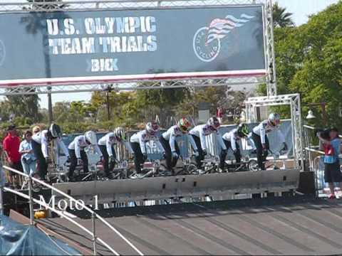 2012 USA BMX Olympic Trials