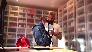 Unboxing Deuter Giga Backpack Smartson Deuter